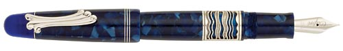 Delta Limited Editions - Capri Blue Grotto - Year: 2008 - Fountain Pen