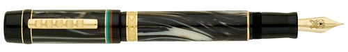 Delta Limited Editions - Mapuche - Year: 2010 - Edition: 541 Pens - Vermeil Fountain Pen