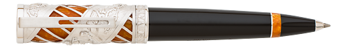 Delta Limited Editions - Vatican 1K Limited Edition - Year: 2015 - Bronze Cap/Rhodium Plated - Edition: 1932 Pens - Ball Pen