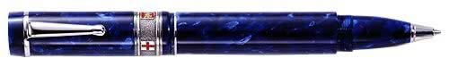 Delta Limited Editions - Republic of the Seas - Year: 2000 - Blue - Edition: 1,099 Pens - Convertible Rollerball
