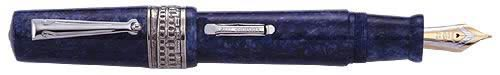 Delta Limited Editions - Segovia - Year: 2000 - Mediterranean Blue - Edition: 1076 Pens Worldwide - Fountain Pen