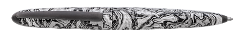 Diplomat Limited Editions - Aero Volute  - Year: 2019 - Black & White - Edition: 1000 - Ball Pen