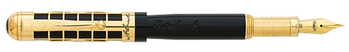 Esterbrook Limited Editions - Abraham Lincoln - Year: 2018 - Black - Edition: 150 Fountain Pens - Fountain Pen