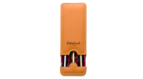 Saddle    finish - 3 Pen Nook shown