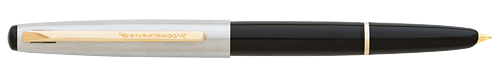 Midnight Black finish - Fountain Pen shown