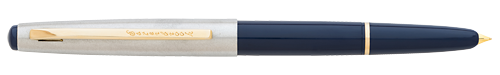 Mineral Blue finish - Fountain Pen shown