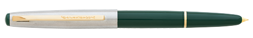 Spruce Green   finish - Fountain Pen shown