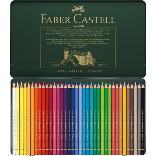 Color Pencils Collection