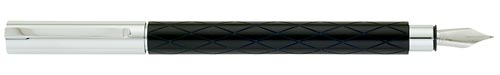 Rhombus finish - Fountain Pen shown