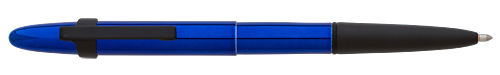 Blueberry finish - Ball Pen with Clip shown