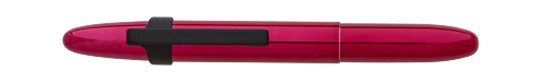 Red Cherry finish - Ball Pen with Clip shown