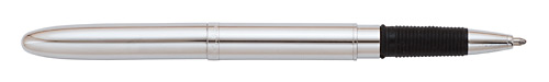 Chrome finish - Ball Pen with Stylus w/o Clip shown