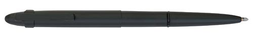 Black Matte finish - Ball Pen with Clip shown