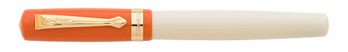 Orange & Ivory finish - Rollerball shown