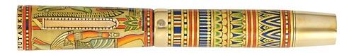 Krone Limited Editions - Tutankhamen-Released 2006 - Year: 2006  - Edition: 388 Pens - Fountain Pen