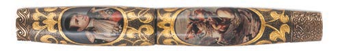 Krone Limited Editions - Napoleon Bonaparte - Year: 2014 - Hand Painted   - Edition: 88 Fountain Pens - Fountain Pen