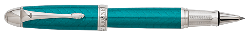 Daring (Turquoise) finish - Rollerball shown