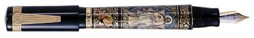 Krone Limited Editions - Anno Domini MM - Year: 2000 - Edition: 100 Pens - Fountain Pen