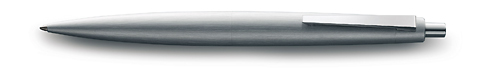 Brushed Steel finish - Ball Pen shown