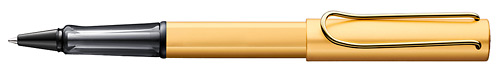 Gold finish - Rollerball shown