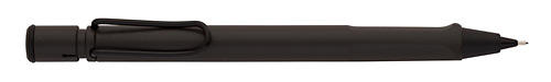 Black finish - Pencil 0.5mm shown