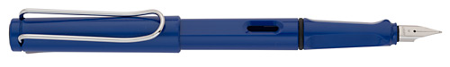 Royal Blue finish - Fountain Pen(w/o converter) shown