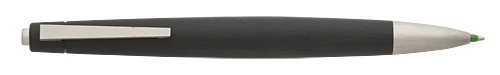 Makrolon Black finish - Four Color Ball Pen shown