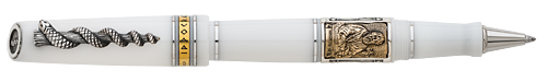 White    finish - Rollerball shown