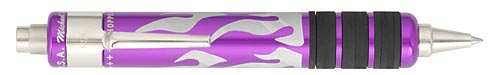 Purple finish - Ball Pen shown