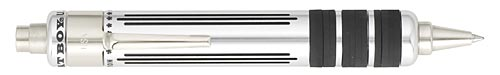 Silver finish - Ball Pen shown