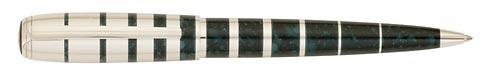 Montblanc Limited Editions - George Bernard Shaw - Year: 2008 - Black/Green - Ball Pen