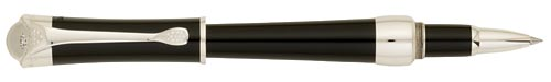 Premium  finish - Rollerball-Diamonds in Cap/Clip shown