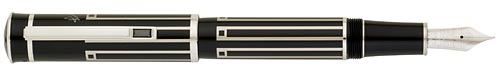 Montblanc Limited Editions - Thomas Mann - Year: 2009 - Edition: 12,000 Fountain Pens - Fountain Pen