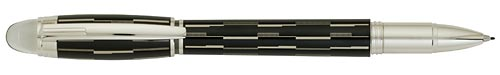 Black Lacquer/Platinum Plated finish - Rollerball/Fineliner  (Reg: $595) shown