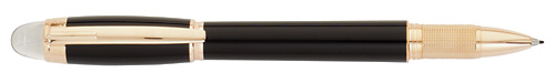 Red-Gold/Black Resin finish - Fineliner/Rollerball  (Reg: $510) shown