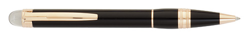 Red-Gold/Black Resin finish - Ball Pen  (Reg: $445) shown