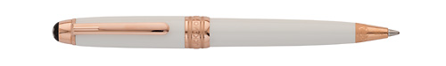 White/Gold finish - Mozart Ball Pen  (Reg: $795) shown