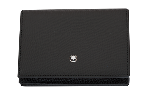 Black finish - Business Card Holder shown