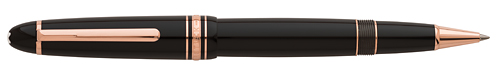 Black with Red Gold Trim finish - LeGrand Rollerball   (Reg: $520) shown