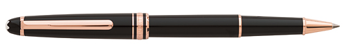 Black with Red Gold Trim finish - Classique Rollerball  (Reg: $465) shown