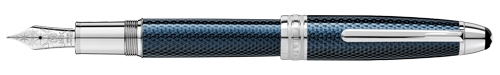Blue  (#112889) finish - LeGrand Fountain Pen   (Reg: $1,575) shown