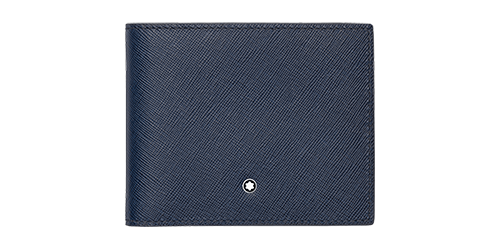 Indigo - 6 CC finish - Wallet - #113217 shown