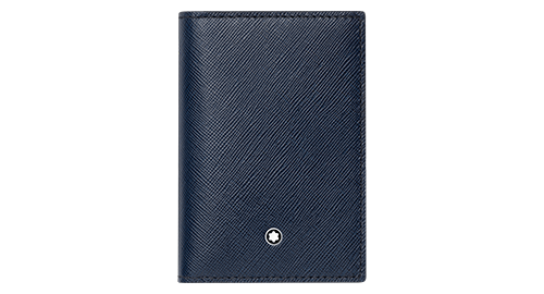 Indigo finish - Business Card Holder - #113225 shown