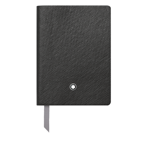 #145 Black Lined - 64 Pages  3 x 4.25 in. finish - Pocket Notebook shown