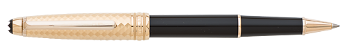 Doue Black/Gold - #113330 finish - Rollerball   (Reg: $760) shown