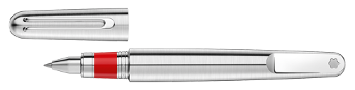 Platinum Coated finish - Rollerball  (Reg: $1,230) shown
