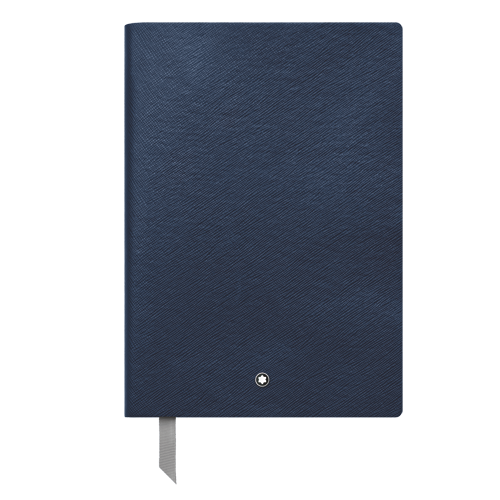 #146 Blue Indigo Squared- 96 Pages 6x 8.2 in. finish - Indigo Squared Notebook shown
