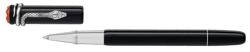 Black     finish - Rollerball  (Reg: $540) shown