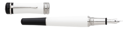 White  finish - Fountain Pen (Reg: $760) shown