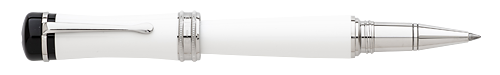 White finish - Rollerball  (Reg: $640) shown